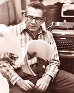 Harry Rosenfeld at The Washington Post 1972