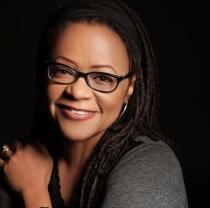 American Author Donna Britt