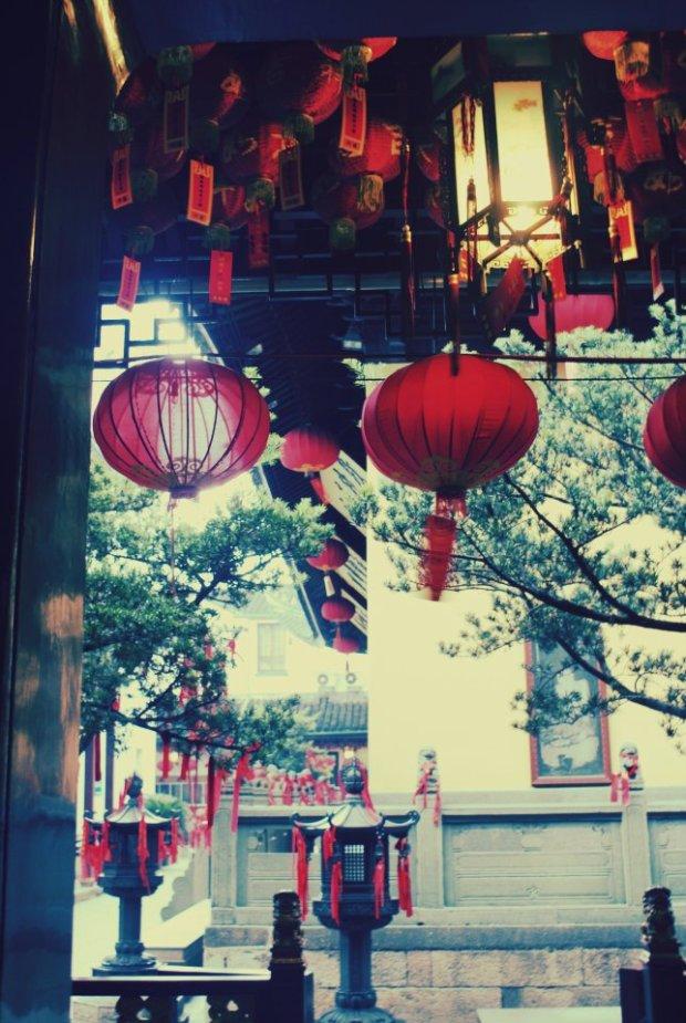 Shanghai Jade Buddah Temple
