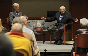 Rex Smith and Harry Rosenfeld